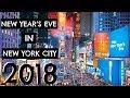 Tahun Baru di New York City menyaksikan Ball Drop di Times Square | Ichsan Akbar