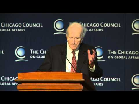 Third Annual CME Group Lecture on Global Financial Markets
