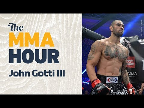 John Gotti III Embraces Family Name While Forging Own Path As MMA Fighter
