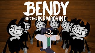 Minecraft | Bendy And The Ink Machine Roulette! - WHO'S THE REAL BENDY!? (Bendy in Minecraft)