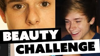 THE BEAUTY CHALLENGE