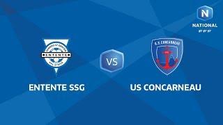 Entente SSG vs Concarneau full match