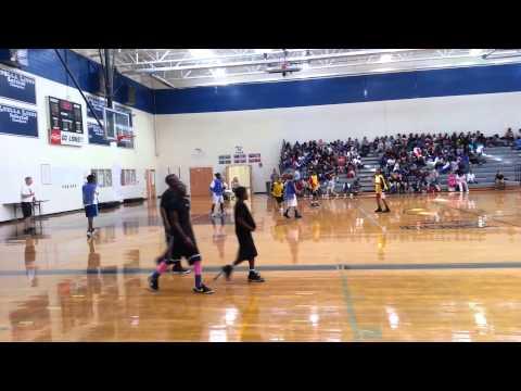 Luella Middle School 6th grade championship 7