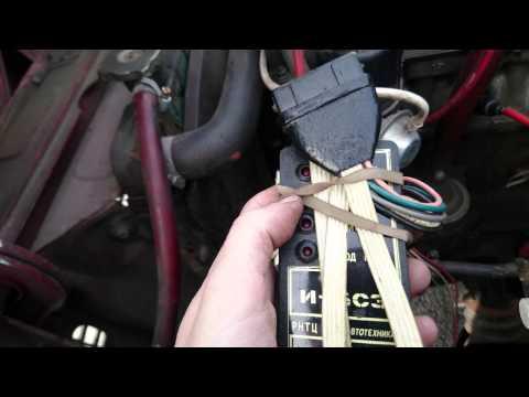 Двигатель Заглох и Не Заводится ВАЗ 2103