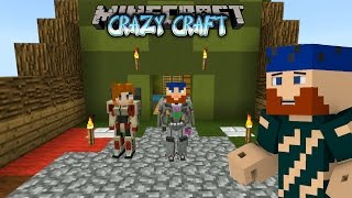 Minecraft   YesMen Crazy Craft   #7 DREAMING OF MINING
