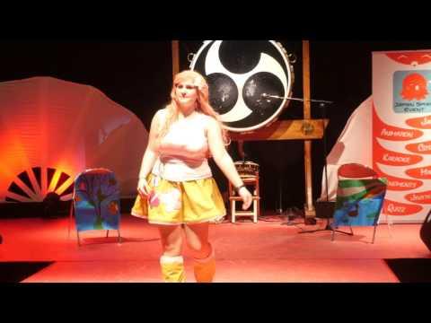 Foire Internationale de Rennes 2016 - Concours Cosplay - 14 - My Little Pony - Equestria Girls