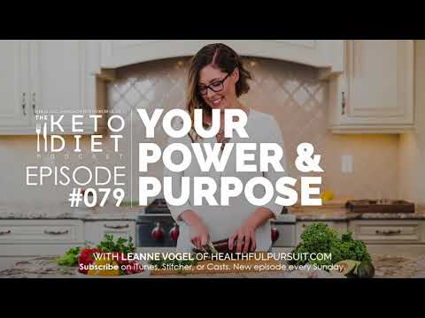 #079 The Keto Diet Podcast: Your Power & Purpose