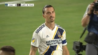 LA Galaxy 3-2 LAFC | MLS 2019 Highlights