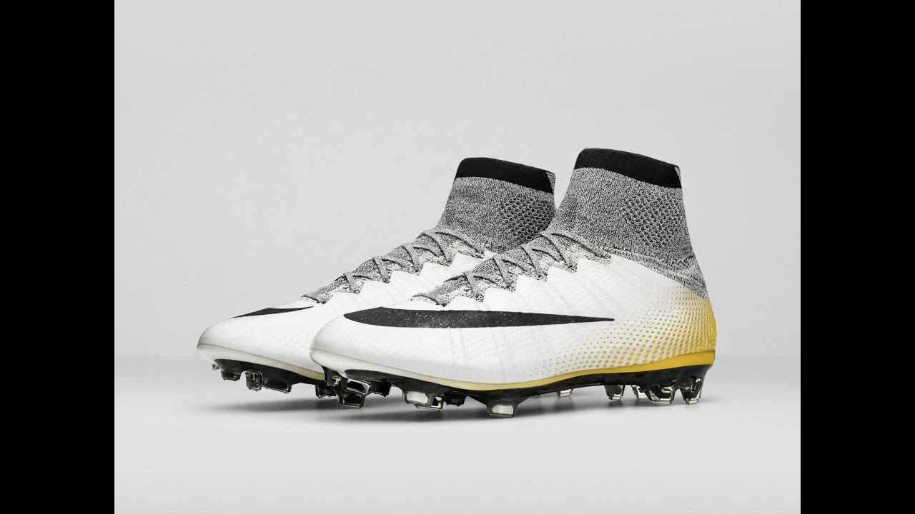 Football Boots Nike Mercurial Superfly CR7 324K Gold