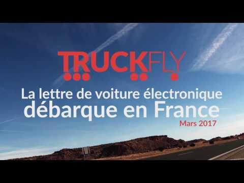 La lettre de voiture électronique eCMR débarque en France !