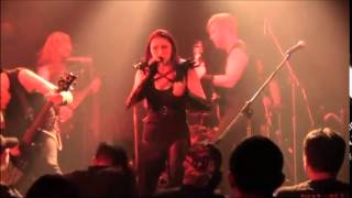 UNLEASH THE ARCHERS 01 Northern Passage / Frozen Steel Live in Iwaki, Japan 2015