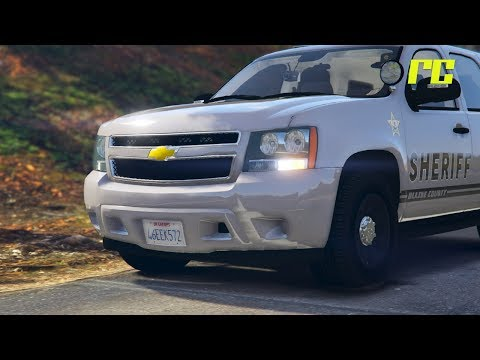 GTA 5 Roleplay | Roll Call - Outta Gas (Law Enforcement)