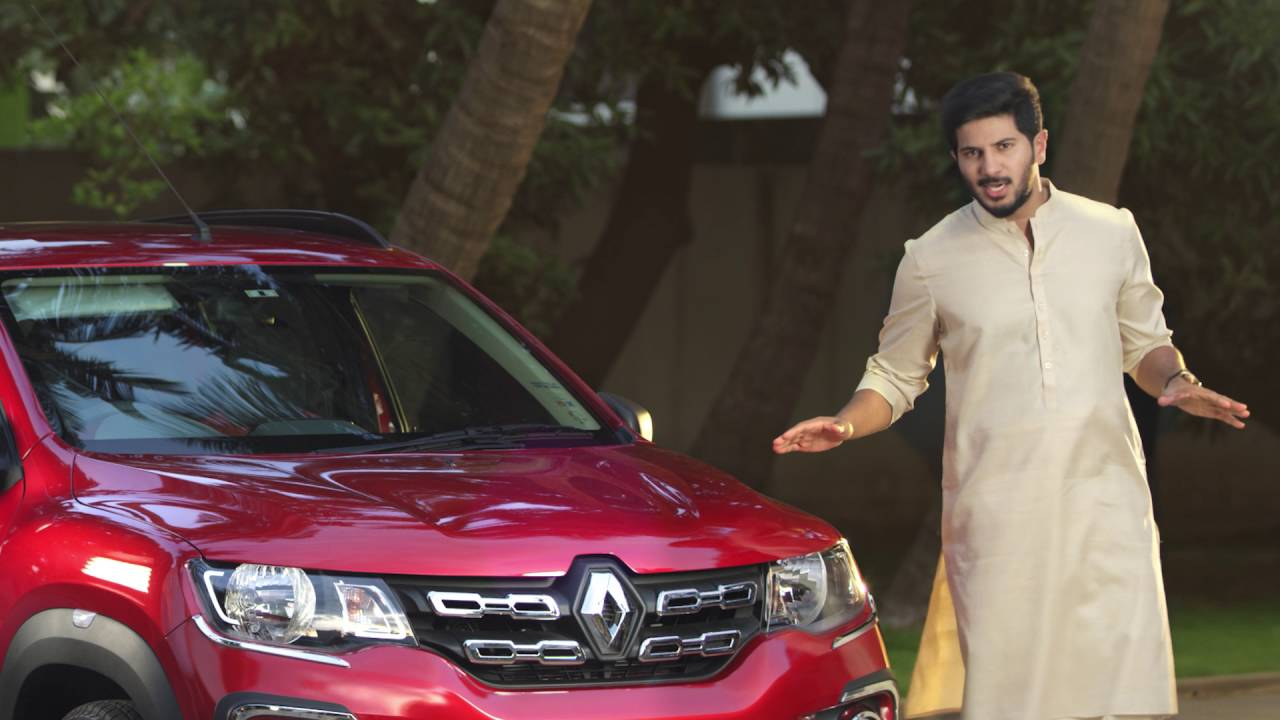 Dulquar Salman New Car