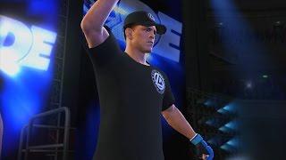 UFC Undisputed 3 Pride Tournament Nick Diaz vs DLC Fighters