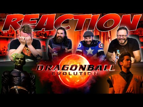 Dragonball Evolution (2009) MOVIE REACTION!!