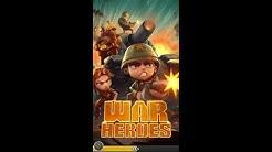 War Heroes Let's Play 1 Chest Oppening +Premium Abbonement gekauft (ViP)