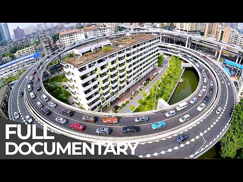 World's Most Unique Roundabout & Whole Village in a Cave | Mystery Places | Free Documentary