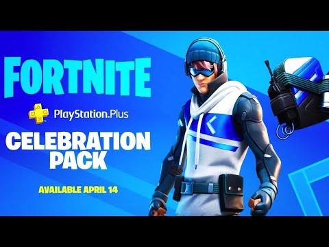 Fortnite - Official April 2020 Celebration Pack Trailer | PS4