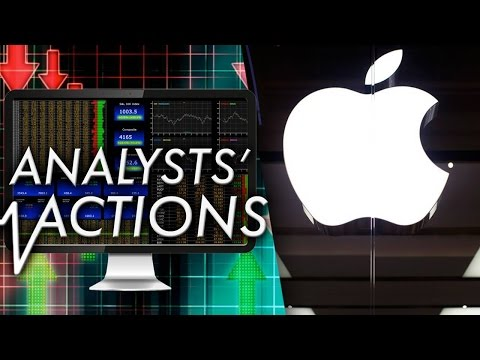 Analysts' Actions: Apple Gets Upgraded to 'BUY' at Societe Generale