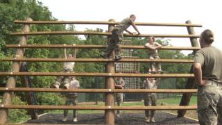 Corps Obstacle Course