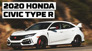2020 Honda Civic Type-R | Tire Rack's Hot Laps With Randy Pobst | MotorTrend