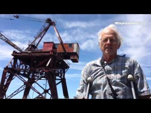 Tony Brake of the Golden Gate Raptor observatory discusses increase of osprey nests along San Franci