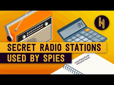 The Secret Radio Stations Used To Communicate With Spies