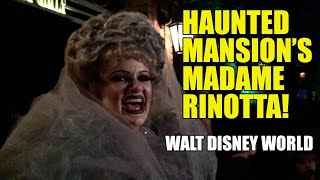 Haunted Mansion Madame Rinotta Tells a Story! Walt Disney World Mickeys Not So Scary Halloween Party