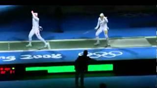 Олимпийские игры - фехтование