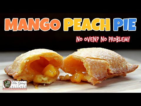 FRIED MANGO-PEACH PIE (Mrs.Galang's Kitchen S7 Ep8)