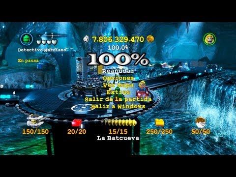 LEGO Batman 2 - All DLC Characters (Hero & Villain Char ...