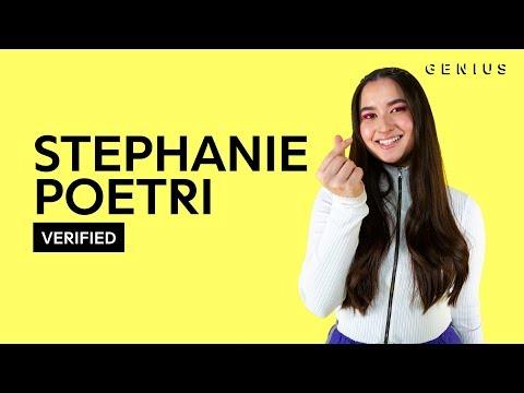 Stephanie Poetri I Love You 3000 Official Lyrics & Meaning | Verified