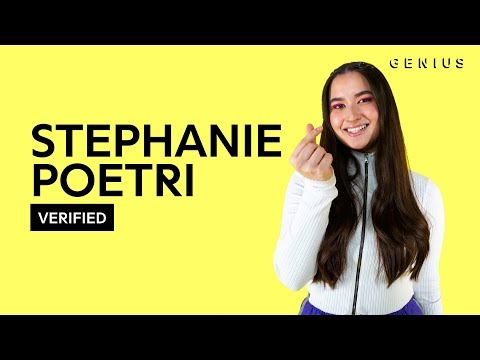 "Stephanie Poetri ""I Love You 3000"" Official Lyrics & Meaning | Verified"