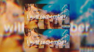 Download lagu OB4AP ft. BlackVibes - I will remember. Prod. D-Low