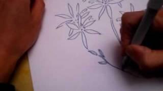 Mindless drawing, Nostalgie 03