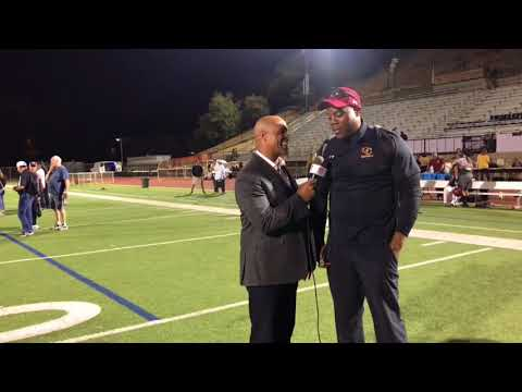 INTERVIEW COACH ROLAND WILLIAMS OAKS CHRISTIAN - LIVE HIGH SCHOOL FOOTBALL BROADCAST & LIVE STREAM