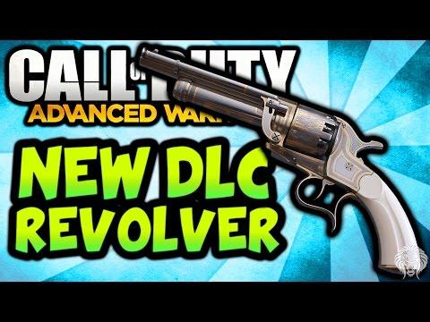 Advanced warfare new dlc gun lemat revolver pistol map pack 3 or 4