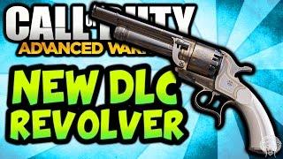 Advanced Warfare: NEW DLC GUN! LeMat Revolver Pistol - Map Pack 3 or 4 Weapon? (Call of Duty AW)