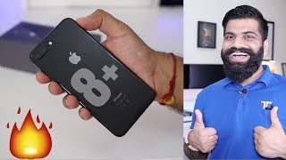 iPhone 8 Plus Unboxing and First Look - My Opinions - iPhone 7s Plus?