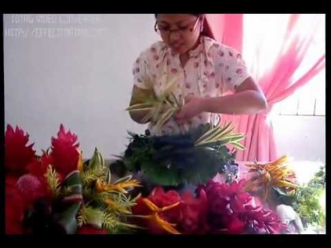 Education 5-Flower Arrangement and Gardening Business