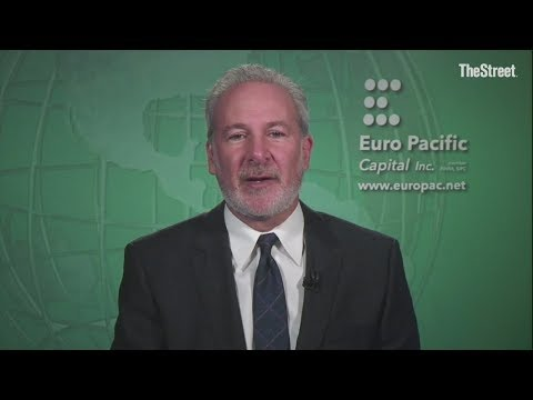 Peter Schiff Slams Bitcoin, Federal Reserve and Antitrust Regulators