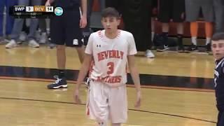 Swampscott Vs Beverly Boys High School Basketball
