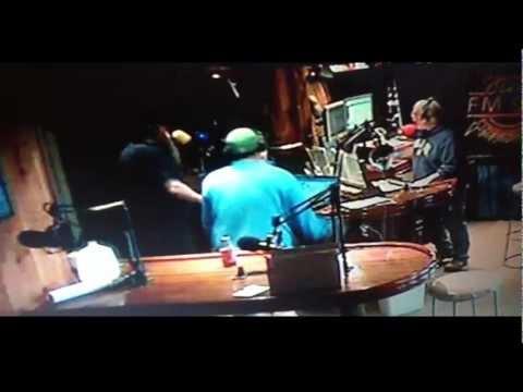 Cara Quici - The Rude Awakening Show - 98.1 FM Radio Interview