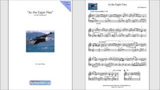 As The Eagle Flies - Piano Pop Ballad - Grade 3 ABRSM