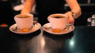 Видео футаж для рекламного ролика ресторана