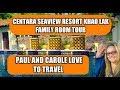 A Tour of the Family Room at Centara Seaview Resort, Khao Lak