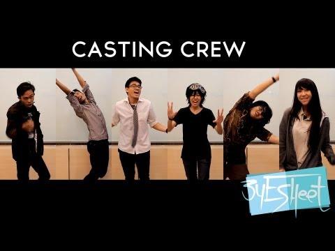Casting Crew Lip Dub Universitas Bakrie
