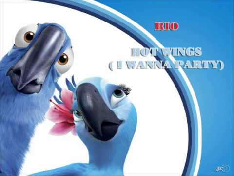 Hot Wings ( I Wanna Party) - Will.I.Am - Jamie Fox - Anne Hathaway