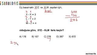 Fem ygs 2 soru çözümleri matematik soru 23