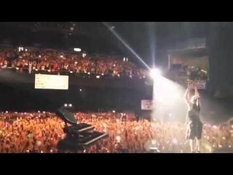 Tokio Hotel Pepsi Center Mexico City 2017